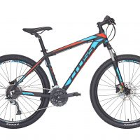 "Bicicleta Cross Grx 827 27.5"" Negru/Albastru/Rosu"