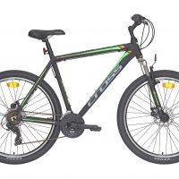 "Bicicleta Cross VIPER MDB 27.5"" Negru/Verde"