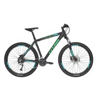 "Bicicleta Cross Traction SL3 27.5"" Negru/Verde"